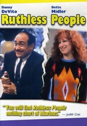 Ruthless People New DVD