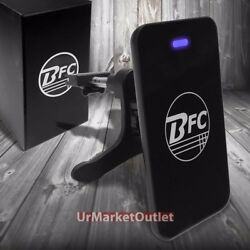 Bfc Car Qi Wireless Charge Pad+air Vent Magnetic Mount Holder Stand Mobile Phone