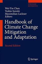 Handbook of Climate Change Mitigation and Adaptation (English) Hardcover Book Fr