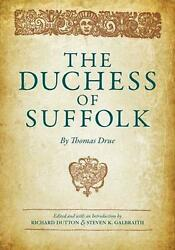 The Duchess Of Suffolk By Thomas Drue English Paperback Book Free Shipping
