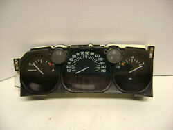 00 01 Buick Lesabre Mph Speedometer Without Tach 09384954 108,226 Miles