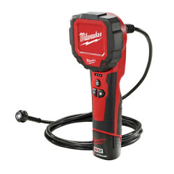 Milwaukee 2314-21 M12 Li-ion M-spector 360 Inspection Camera W/ 9 Ft. Cable New