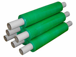 Pallet Wrap Green Stretch Shrink Wrap Film 400mm X 200m Colour 20mu New Extended