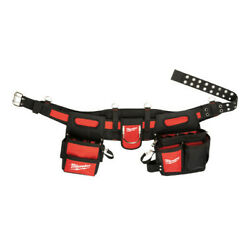 Milwaukee 48-22-8110 Puncture Resistant 29 Pocket Electricianand039s Work Belt New