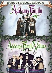 The Addams Family Addams Family Values New DVD Gift Set Subtitled