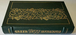 Easton Press - Green Mansions By W. H. Hudson - Excellent