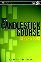 The Candlestick Course by Steve Nison English Paperback Book Free Shipping