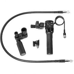 New Fujinon Ms-01 Rear Zoom And Focus Lens Control Kit For Eng/efp Lenses