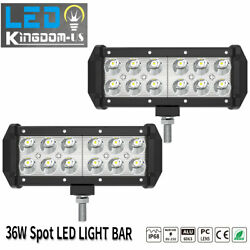 2x 6and039and039inch Led