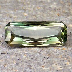 Green Oregon Sunstone 6.97ct Flawless-very Rare-investment-for High-end Jewelry