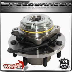 Wheel Hub Bearing Front For 03-04 Ford F350/450/550 Super Duty Truck 4wd 515057