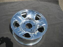 One Single New 16 Ford Expedition Factory Oem Chrome Wheel Rim 1997 99 3255