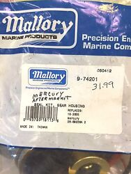 New Mallory Marine Products Gear Housing Seal Kit 050412 9-74201 26-89238a
