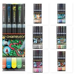 Chameleon Color Tones Artists Markers Alcohol Pens GREAT ASSORTMENT