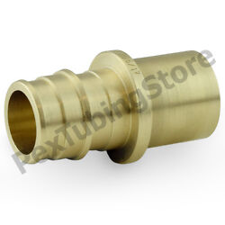 50 3/4 Pex X 3/4 Male Sweat F1960 Expansion Adapter Fittings Lead-free Brass