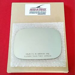 NEW Mirror Glass ADHESIVE for 05 10 TOYOTA AVALON Passenger Right Side RH