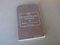 Qty-10 Motorola Ic Databook And Manual Collection Rare Vintage History 10 Books