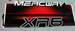 New Oem Mercury Outboard Motor Partial Decal As Shown In Picture