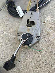 Mercury Mariner Top Mount Control Box With Cables