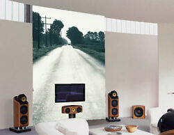 3D Countryside flat road 8867 Wall Paper Wall Print Decal Wall Deco AJ WALLPAPER