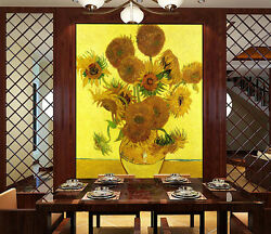 3D Hand-painted flowers 79699 Wall Paper Wall Print Decal Wall Deco AJ WALLPAPER