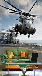 3D Several helicopters 4984 Wall Paper Wall Print Decal Wall Deco AJ WALLPAPER