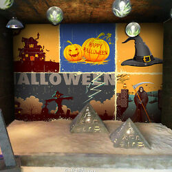 3d Halloween Picture 1141 Wall Paper Wall Print Decal Wall Deco Aj Wallpaper