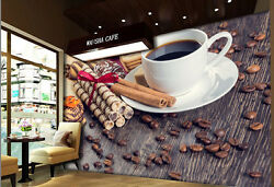3d Snacks Coffee 975 Wall Paper Wall Print Decal Wall Deco Indoor Aj Wall Paper