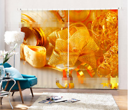 3d Decorations Blockout Photo Curtain Printing Curtains Drapes Fabric Window Ca