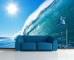 3d Giant Wave 542 Wall Paper Wall Print Decal Wall Deco Indoor Wall