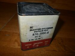 Nos Master Cylinder Repair Kit 1957 1958 1959 Ford Cab Over Truck C-700 750 800