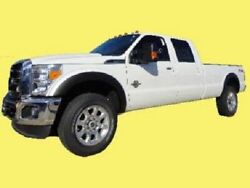 2011-2016 Ford F-250/350 Super Duty Factory Oe Style Fender Flares Smooth Black