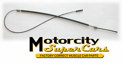 78-88 G-body Auto/manual Trans Correct Rear Left Parking Emergency Cable Ss