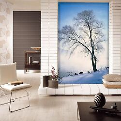 3D Lonely Black tree 8989 Wall Paper Wall Print Decal Wall Deco AJ WALLPAPER