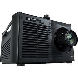 New Christie Roadster Wu20k-j 3dlp Projector With Ct Lens Mount No Lens