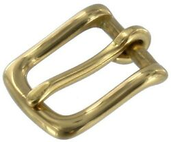 Two 3 4quot; OEM Replacement Solid Brass Nickel BUCKLES For Coach Strap Belt $9.95