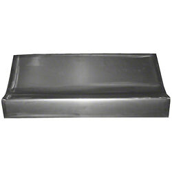Trunk Lid 69-70 Mustang Fastback [high Quality]