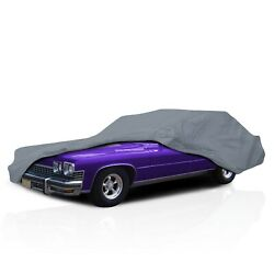 Ultimate Hd 5 Layer Semi Custom Fit Car Cover For Ford Pinto Wagon 1976-1980
