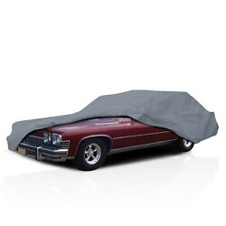 4 Layer Water Resistant Car Cover For Ford Pinto Wagon 1971 1972 1973 1974 1975