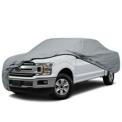 [csc] Waterproof Full Pickup Truck Cover For Ford F-350 All Size 2015 2016-2021