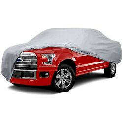 [csc] Waterproof Full Pickup Truck Cover For 2009-2021 Ford F-150 F-250 F-350