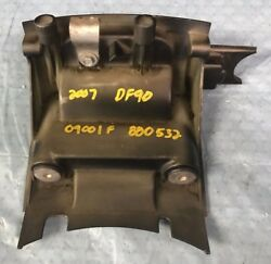 Clean Used Suzuki 2007 90 Hp 4 Stroke Outboard Front Panel / Hood Latch Df90