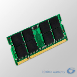 4GB [1x4GB] Memory RAM Upgrade for the Toshiba Satellite M300 P305D U305