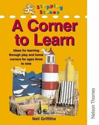 Stepping Stones - A Corner To Learn Primary Col... By Griffiths Neil Paperback