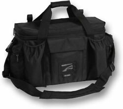 Bulldog Extra Large Deluxe Black Police & Shooters Range Bag With Strap : BD920