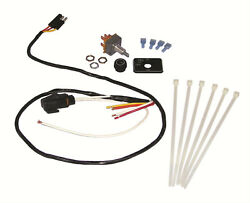 Maradyne H-5670004 3-speed Switch Kit And Wiring Harness For H-503012 5000 Heater