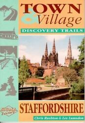 Town and Village Discovery Trails: Staffordshire T... by Lumsdon Les Paperback
