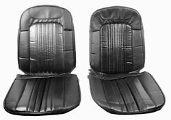 1971-72 Chevelle Seat Cover 4pc 71/2 Bucket Seat