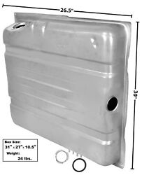 1971-72 Charger Gas Tank 71-72 20 Gal. W/4 Vent
