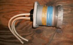 Crouse Hinds Srg348d Dead Front Interlocking Receptacle 30a 3ph 480vac